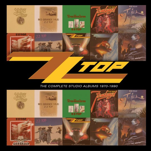 New Box Sets of Moody Blues, ZZ Top and Alman Brothers
