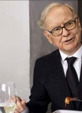 Just $1 million for Power Lunch with Warren Buffett