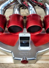 iXoost, Exhaust Systems for Your iPod and iPhone