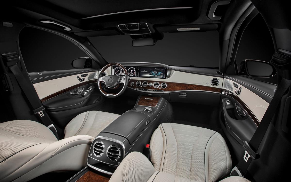 2014 Mercedes-Benz S63 AMG - eXtravaganzi