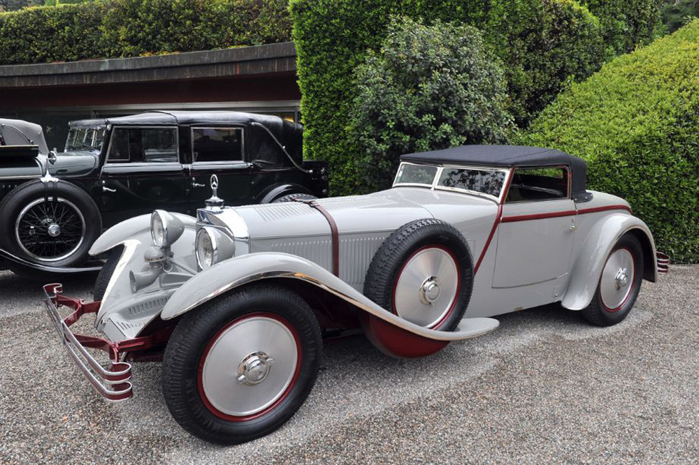 1928 Mercedes-Benz 680S Torpedo Roadster At RM Auction ...