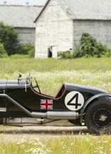 1931 Bentley 4½ Liter Supercharged Le Mans At Bonhams