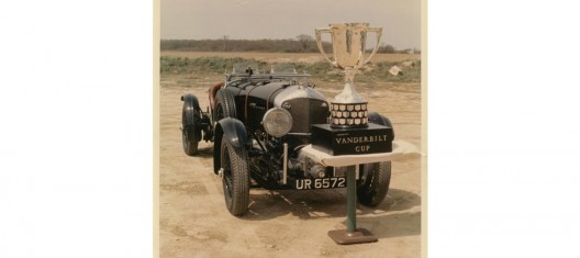 """After more than half a century, the """"Blower"""" Bentley Le Mans of Charles R.J. Noble comes to market"""