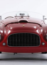 RM Auction will offer at Monterey auction from 16 - 17 August 2013 a unique and very rare 1950 Ferrari 166 MM Barchetta
