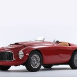 1950 Ferrari 166 MM Barchetta in the Style of Touring at RM Auction