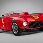 Rare 1953 Ferrari 375 MM Spider Expected To Fetch $9 Million