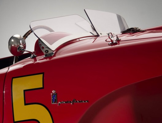 Vintage 1953 Ferrari 375 MM Spider expected to fetch $9 Million at auction