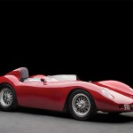 1957 Maserati 250S At RM Auction