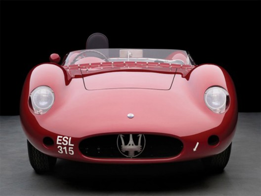 RM Auctions to Sell a Perfectly Restored 1957 Maserati 250S
