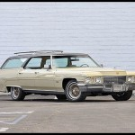 1972 Cadillac Estate Wagon Owned By Elvis Presley On Auction