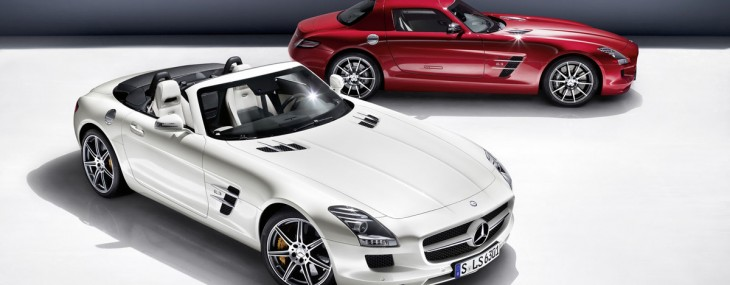 2012 Mercedes-Benz SLS AMG On Offer For $200,000