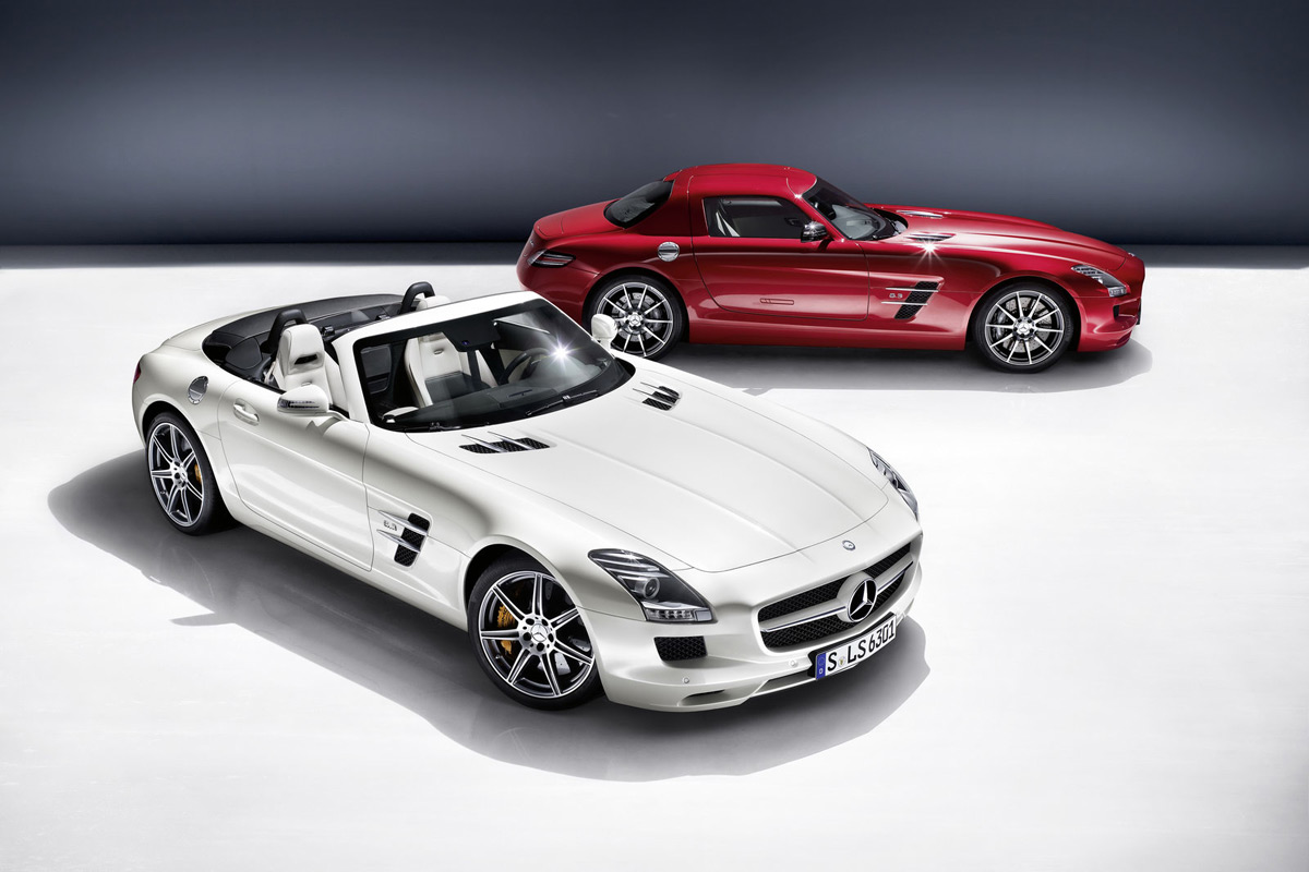 2012 mercedes benz sls amg on offer for 200 000 extravaganzi. Black Bedroom Furniture Sets. Home Design Ideas