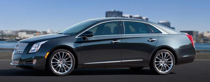 Barrett-Jackson to Auction 2014 Cadillac VSport