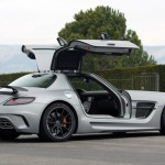 2014 Mercedes Benz SLS AMG GT Black Series For $275,000