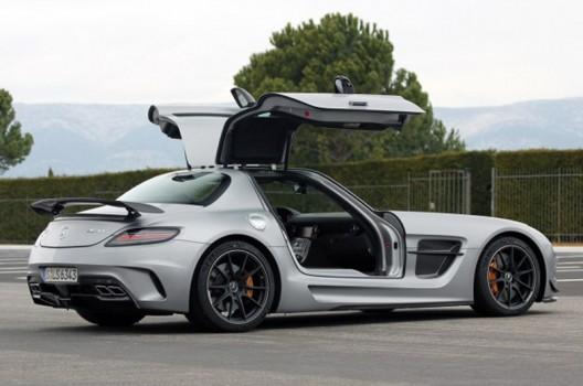 Mercedes Sls Amg Gt >> 2014 Mercedes Benz Sls Amg Gt Black Series For 275 000 The Simply