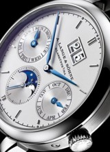 A.Lange And Söhne Saxonia Annual Calendar Platinum