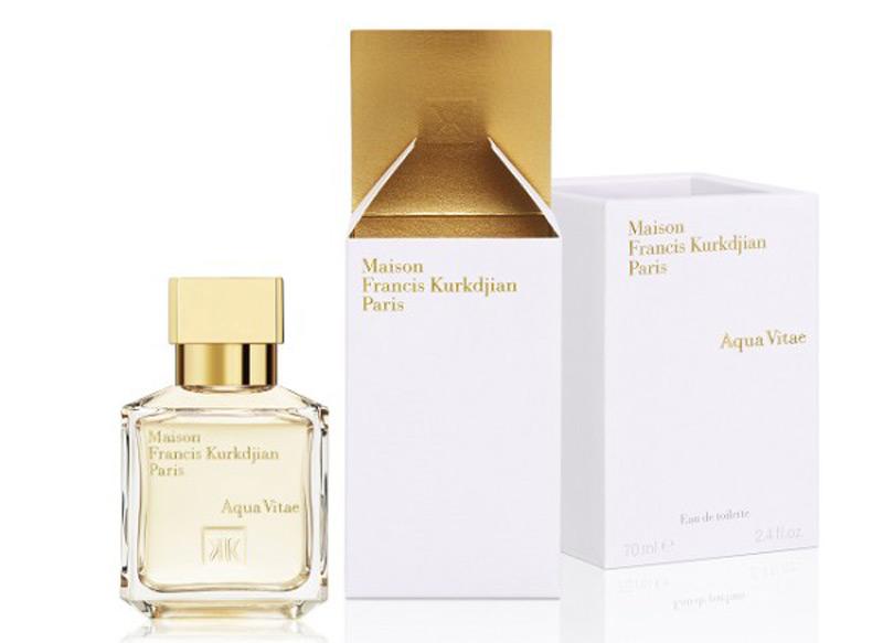 maison francis kurkdjian aqua vitae perfume extravaganzi