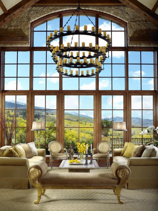 "$15M ""Masterpiece"" Aspen Estate Ready for Auction"