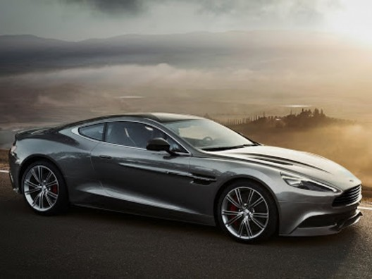 This year's Pebble Beach Concours d'Elegance will be marked with Aston Martin's powerful GT cars