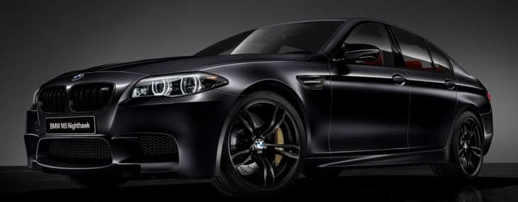 BMW M5 Nighthawk Special Edition with 567HP Limited to 10 Units for Japan