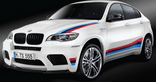 BMW has announced that from the next month on sale let the new special edition of the X6 M series