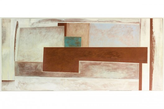 Largest work ever sold at auction by British artist Ben Nicholson sells for £1.08 million