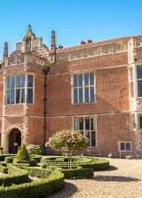 Grade I-listed Bramshill House Police College on Sale by the Home Office for £25 Million