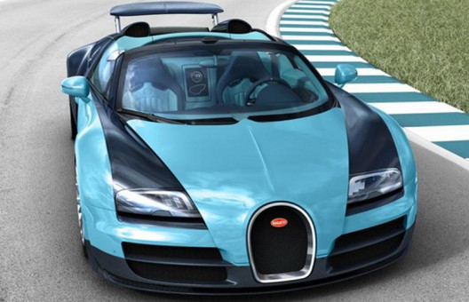 Bugatti Legend Jean-Pierre Wimille Edition based on Veyron Grand Sport Vitesse debuts