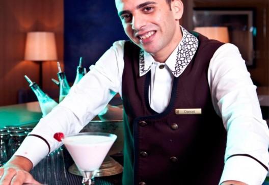 Camel Milk Mixologist – New Profession at The Ritz-Carlton Abu Dhabi Grand Canal