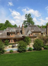 French Country Manor Style At Chapel Lane