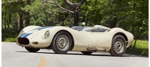 Bonhams chosen to sell the Stan Hallinan collection of sports and competition cars at Quail Lodge auction