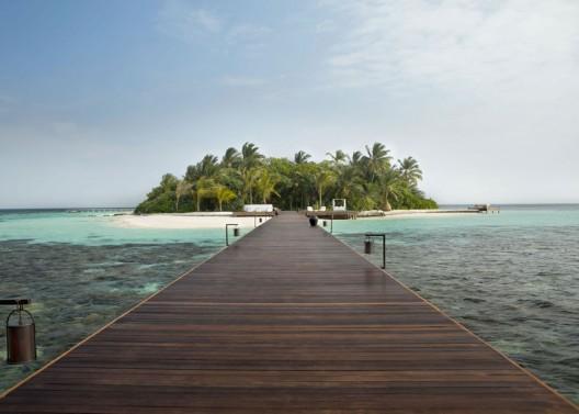 Coco Privé Kuda Hithi Island in Maldives