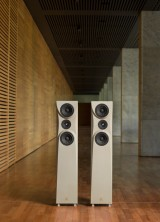 Concrete Audio N1 – Strong Speakers Made of Concrete for Equal Sound