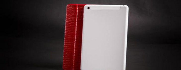 Cottin Paris unveils luxe iPad mini covers