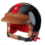 New Ferrari Scooter Helmet