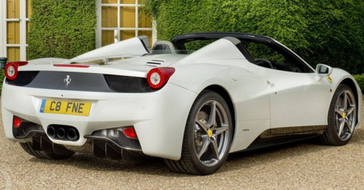 Ferrari At Goodwood Presents Special Models