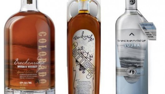 Breckenridge Vodka is made from a base of 100% American grown corn.