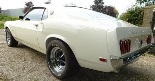 Buy Rare Ford Mustang Boss 429 For $458,000