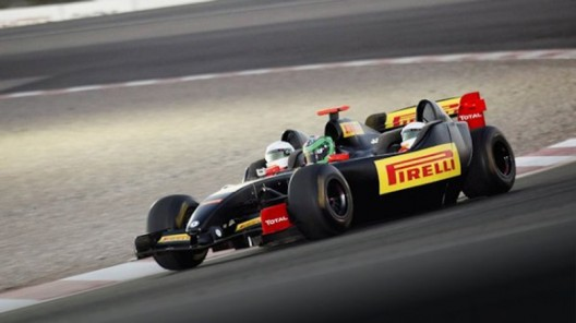 Experience the thrill of riding in a Formula One Race Car