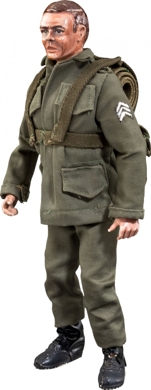 GI Joe Original Prototype, Hasbro, 1964