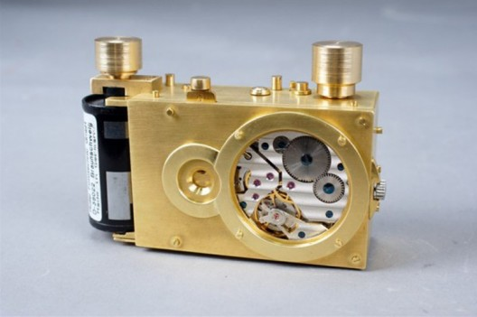 HeartBeat camera with Unitas 6497 movement system