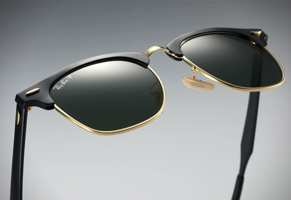 New Clubmaster Ray Ban