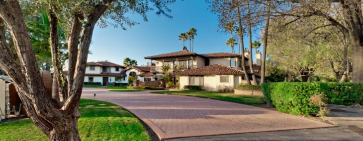 Jack Klugman's Rare Wine Country Estate At Auction