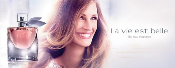 Lancome's Lighter Version of La Vie est Belle