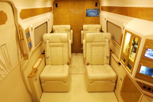 Lexani Motorcars Armored Luxury Coach