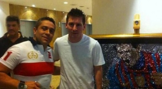 Lionel Messi Received A $50 million Worth Gift