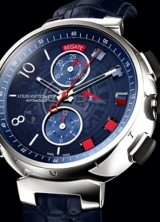 Special Louis Vuitton Tambour Regatta Spin Time for 2013 Only Watch Charity Auction