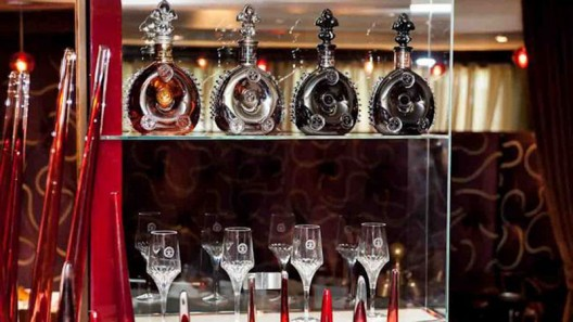 Discoverthe Louis XIII legacy Exclusive to The Dorchester