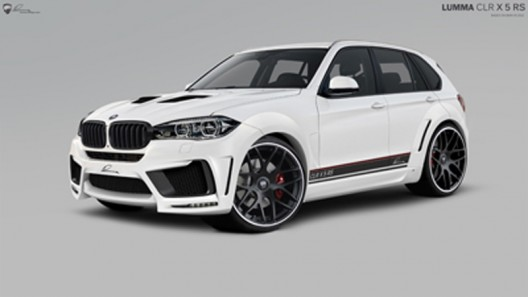 New Lumma Design-tuned BMW X5