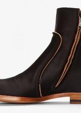 Maison Martin Margiela Satin Boots